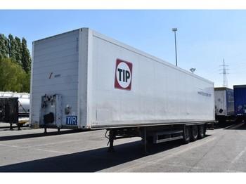 Schmitz Cargobull SKO24 - félpótkocsi dobozos
