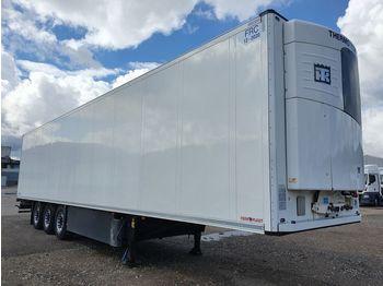Schmitz SKO 24/L - félpótkocsi hűtős