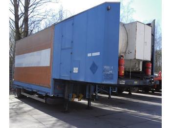MEIERLING Gas fired Nitrogen vaporizer cryo, cryogenic - félpótkocsi tartály