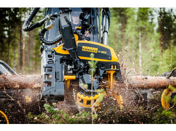 PONSSE H6 - felling head
