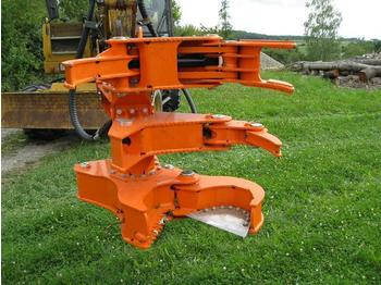 Westtech C250 - felling head