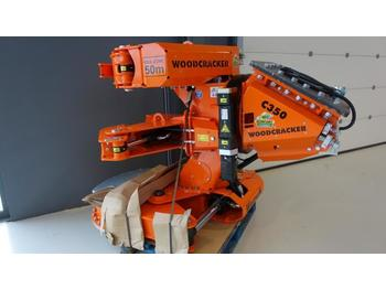 Westtech C350 - felling head