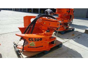 Westtech CL 260 - felling head