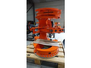Westtech C 450 - felling head