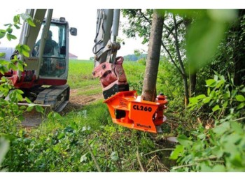 Westtech Woodcracker CL 260 - felling head