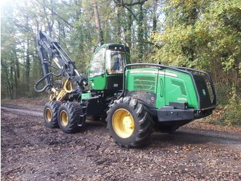 Forestry harvester JOHN DEERE 1270E IT4 - 6W