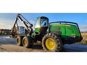 John Deere 1470E  - forestry harvester