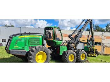John Deere 1470 E  - forestry harvester