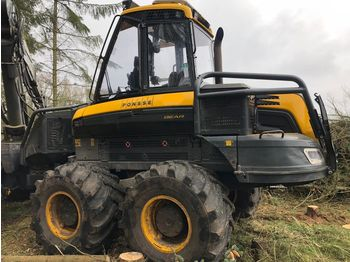 PONSSE Bear 8W - forestry harvester
