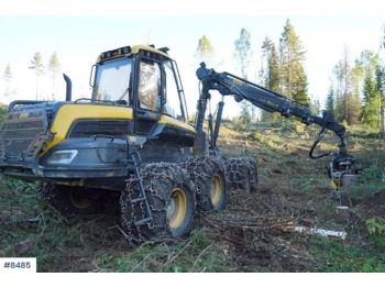 Ponsse Bear - forestry harvester