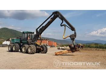 Silvatec 896 super TH - forestry harvester