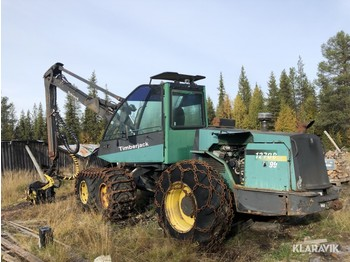 TIMBERJACK 1270 Good condition - forestry harvester