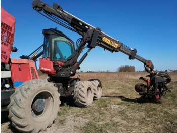 Valmet 911 - forestry harvester