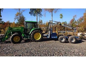 Forestry tractor John Deere 6130: picture 1
