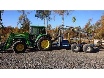 Forestry tractor John Deere 6130 M: picture 1
