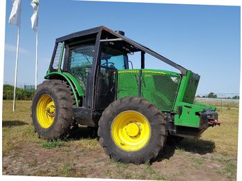 Forestry tractor John Deere 6195R: picture 1