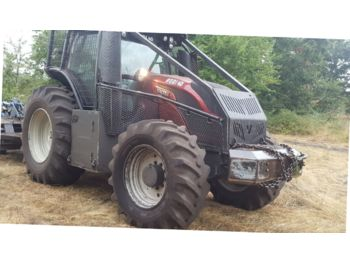 Valtra T174 ACTIVE - forestry tractor