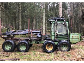 Bruun mini 578F  - forwarder