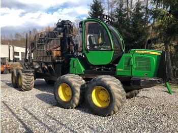 JOHN DEERE 1510E - forwarder
