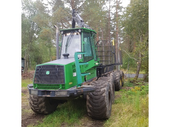 Forwarder John Deere 1110