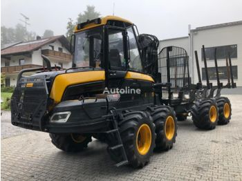 PONSSE Buffalo 8W - forwarder