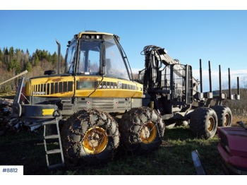 Forwarder Ponsse Elephant