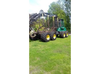 TIMBERJACK 810D forwarder - forwarder