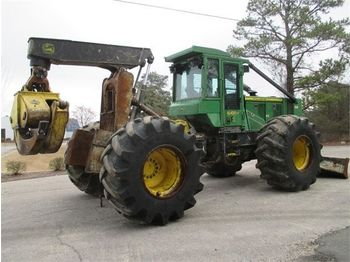 Forestry equipment JOHN DEERE 648H