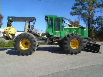 Forestry equipment JOHN DEERE 748H