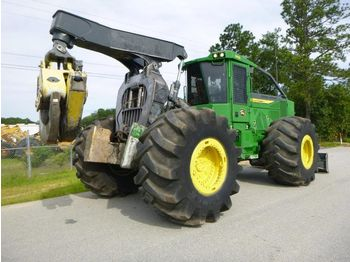 Forestry equipment JOHN DEERE 848L: picture 1
