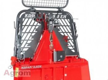 Krpan 5,5 EH - forestry equipment