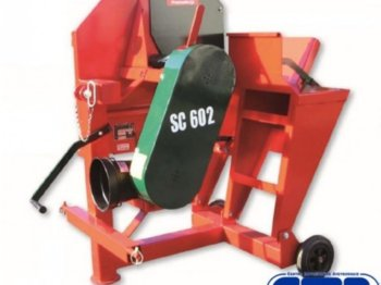 Forestry equipment SC602