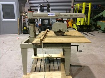 Sega a disco Omga Radial Arm Saw - forestry equipment