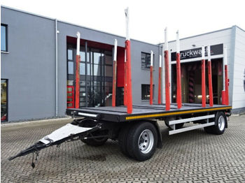 BEFA  / EXTE - Rungen / 2 Achsen  - timber transport