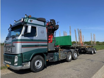 Doll A320 Doll holz wood hout - timber transport