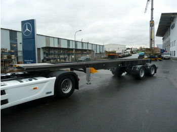 Leasing EBERT KHS32 Kurzholzsattel  - timber transport