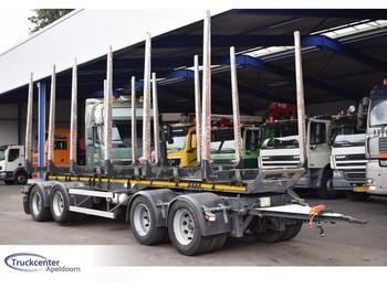GS Meppel AV-3600 H, Alucar, BPW, Truckcenter Apeldoorn - timber transport