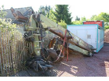 Timber transport LogLift Holz Kran F241SL79A