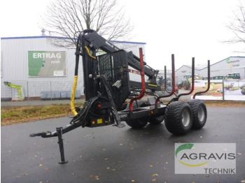 Leasing  NOKKA MV 1530 HD - timber transport