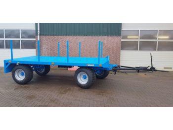 Timber transport New Agomac schamelbakkenwagen