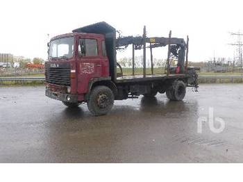 Timber transport SCANIA 4x2