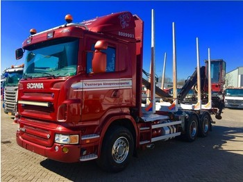 Scania R 620 6x4 Loglift 96S - timber transport