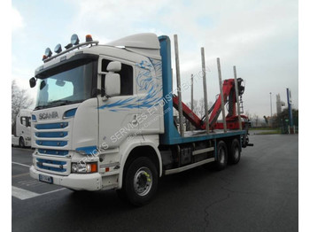Timber transport Scania Scania R 730
