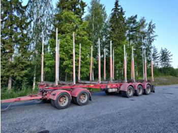 Timber transport TimberCarrierTrailer -: picture 1