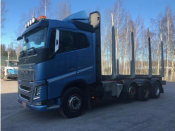 Timber transport VOLVO FH16: picture 1