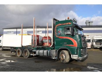 Timber transport VOLVO FH16 540 6X4