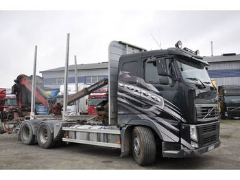 VOLVO FH550 6X4 - timber transport