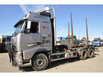 VOLVO FH660 - timber transport