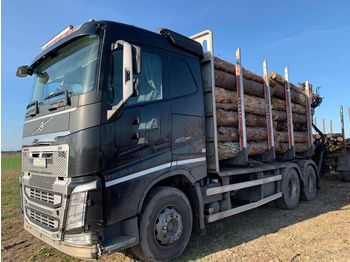 VOLVO FH 460 - timber transport