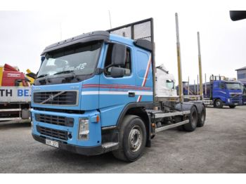 VOLVO FM12 420 Parabel - timber transport